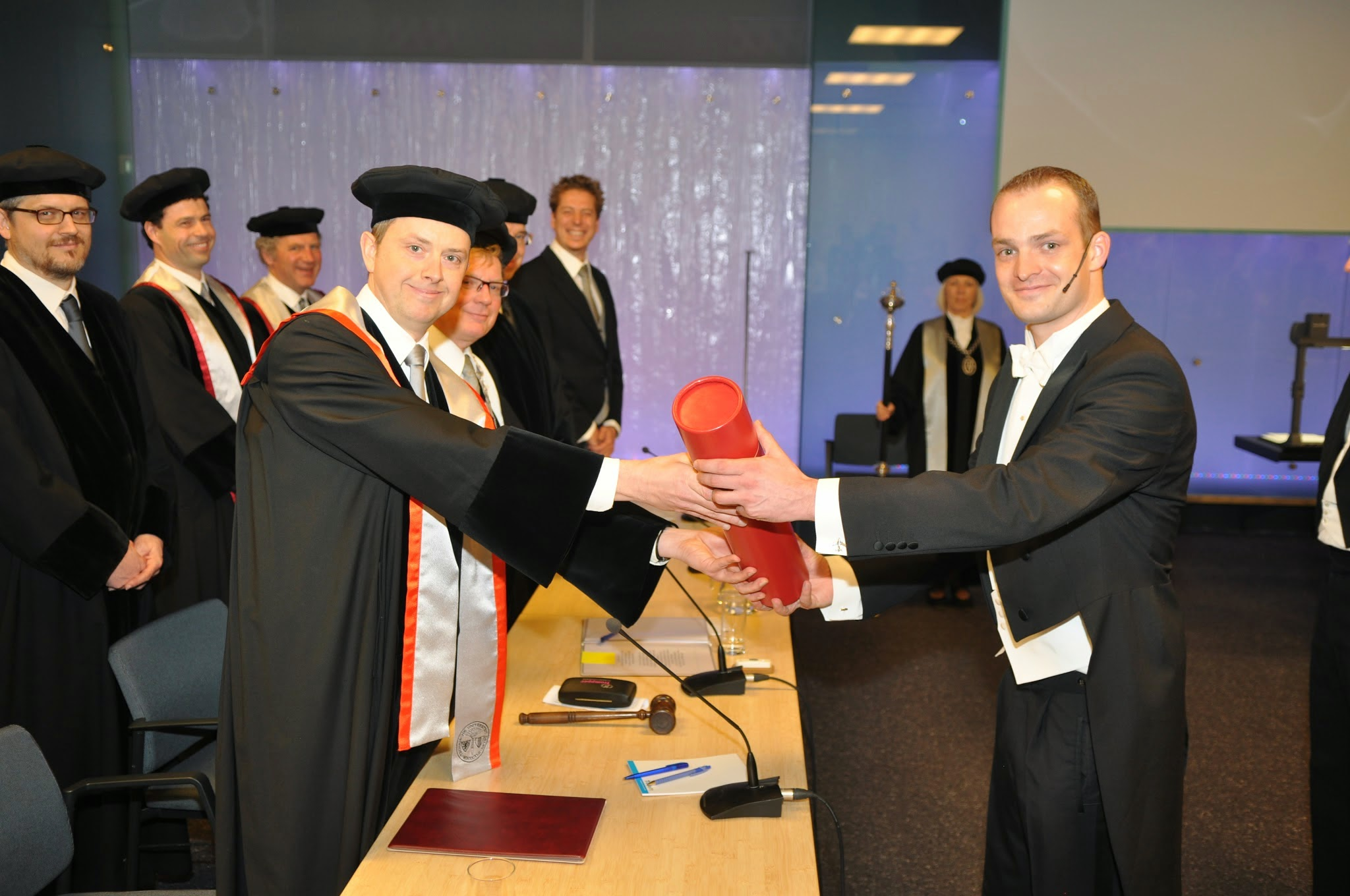 Delft university technology phd thesis