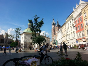 Beautiful Krakow